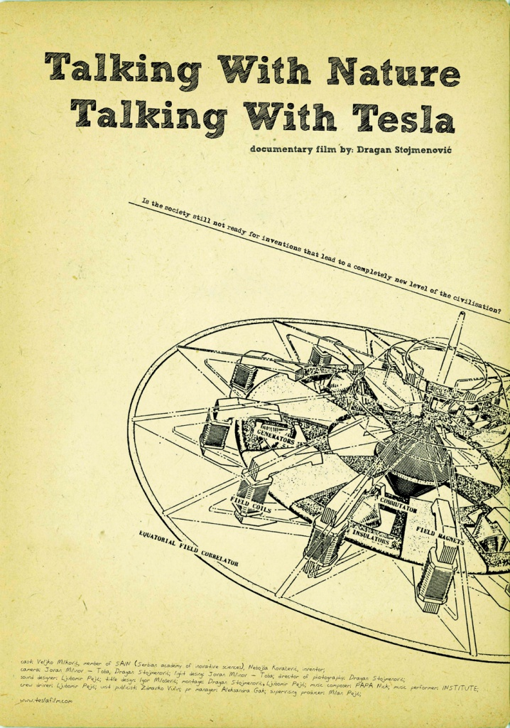 Talking with Nature, Talking with Tesla