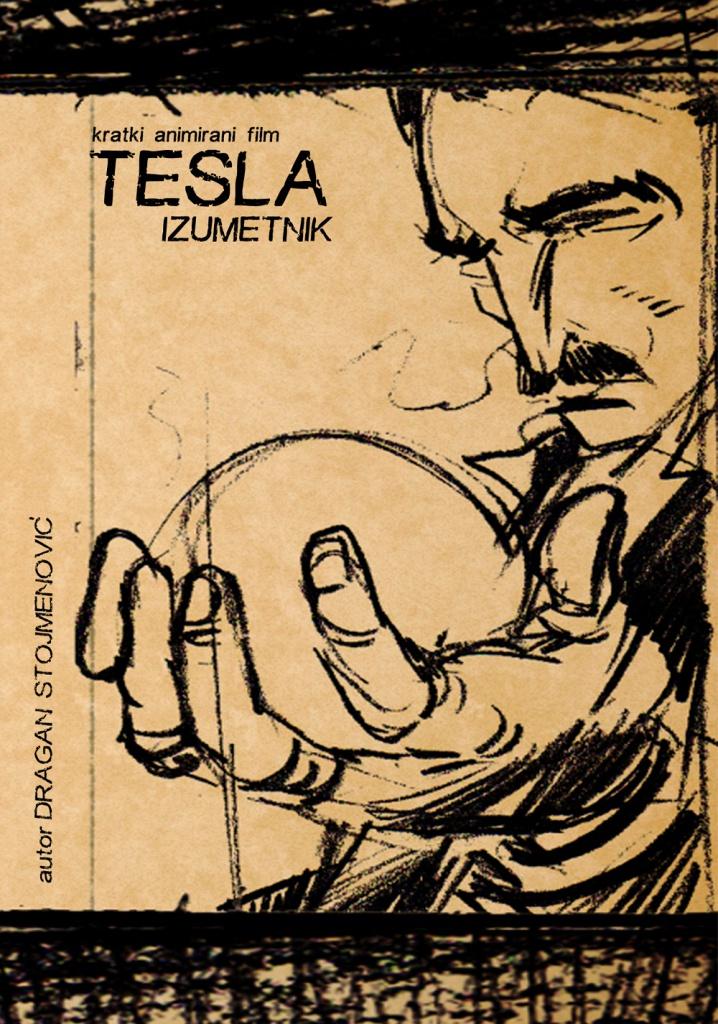 Tesla Inventor-Artist