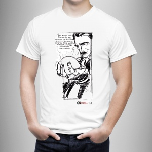 Men's T-Shirt Tesla - tajna
