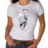 Women's T-Shirt Tesla - tajna
