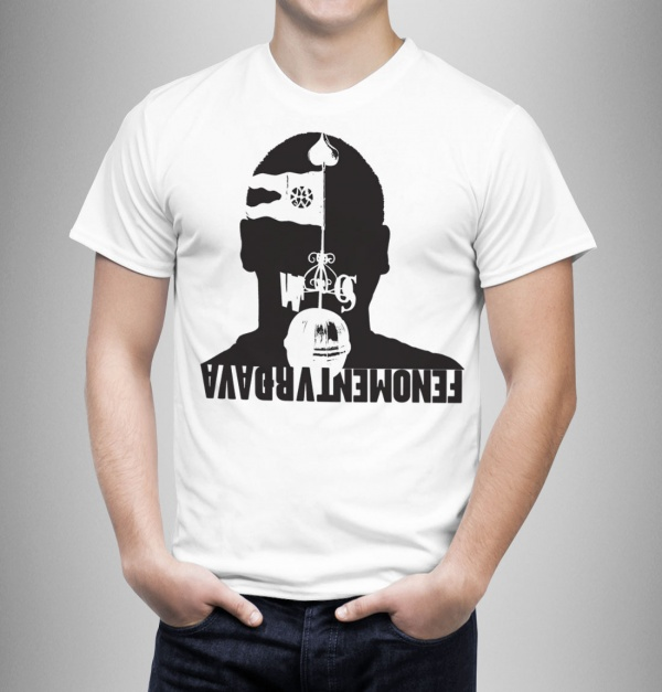 T-Shirt FENOMEN TVRĐAVA #2
