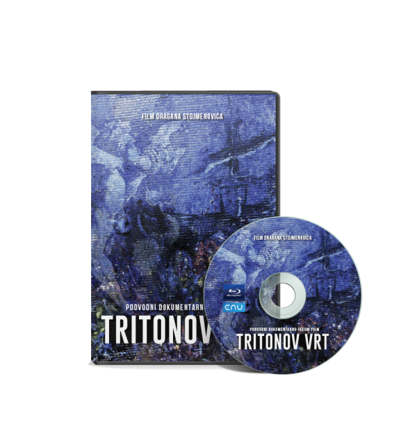 Tritonov vrt - Blu-Ray