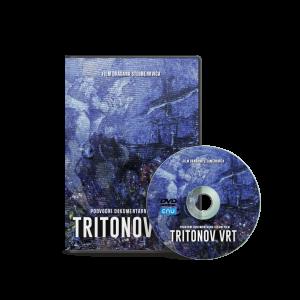 Tritonov vrt - DVD
