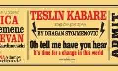 Teslin Kabare - Ticket